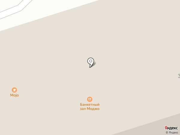 Mojo на карте Северодвинска
