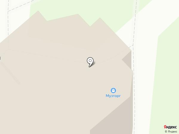 TianDe на карте Ярославля