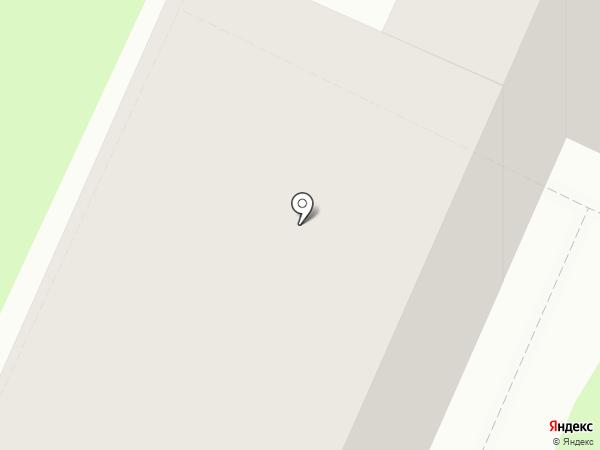 ВЛГ-Транзит на карте Вологды