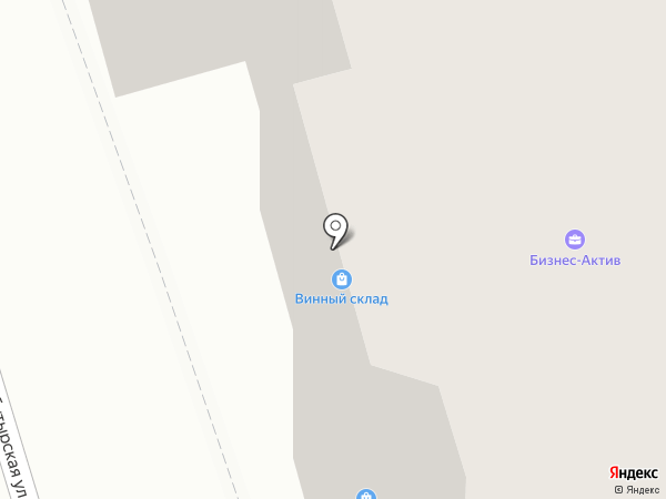 Студия красоты на карте Ярославля