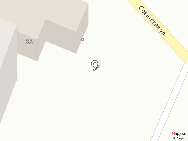Парикмахерская на карте Варских