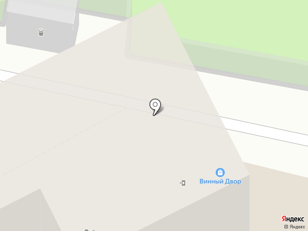 Варвара Краса на карте Ярославля