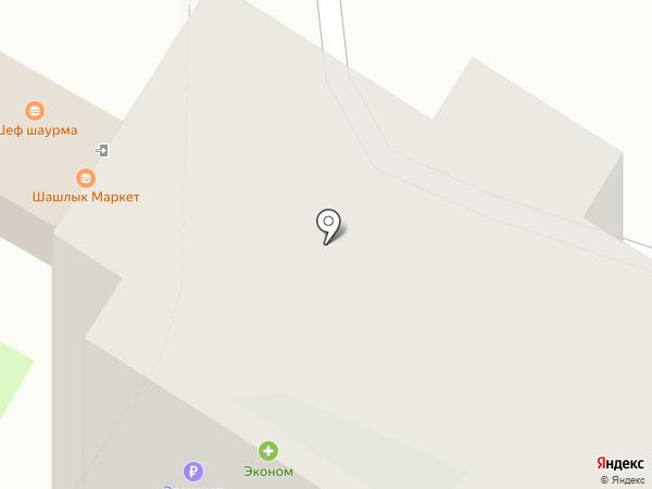 NPS на карте Ярославля