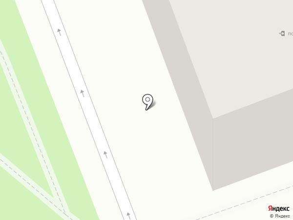 РЭЖ на карте Аксая