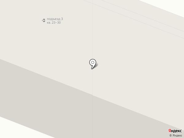 Атлетика на карте Ярославля