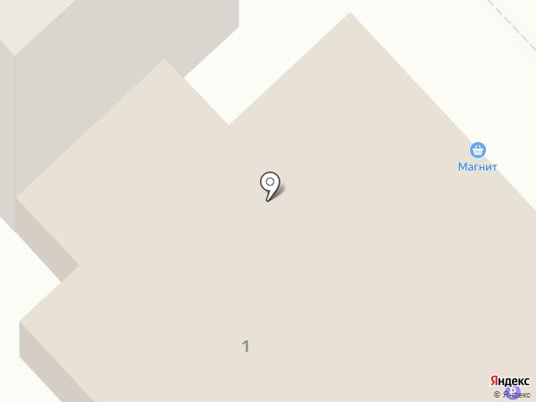 Артель на карте Вологды