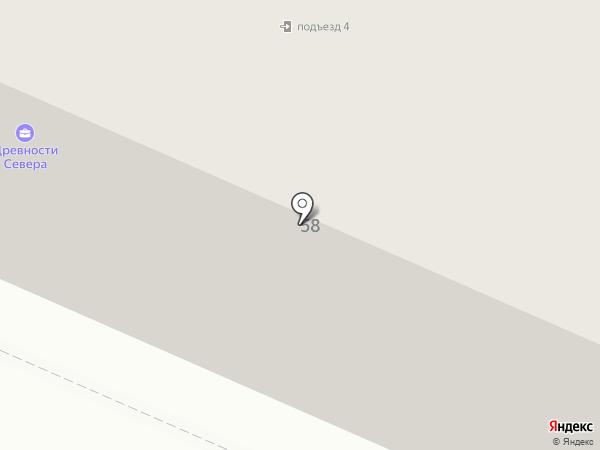 ЛандСтройКом на карте Вологды