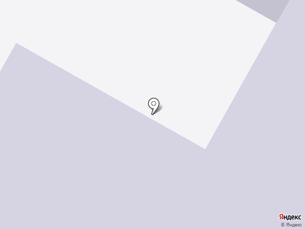 Хрусталик на карте Вологды