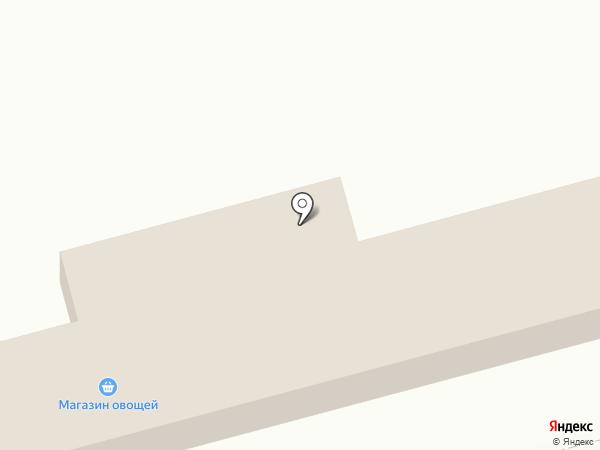 Табачная лавка на карте Аксая