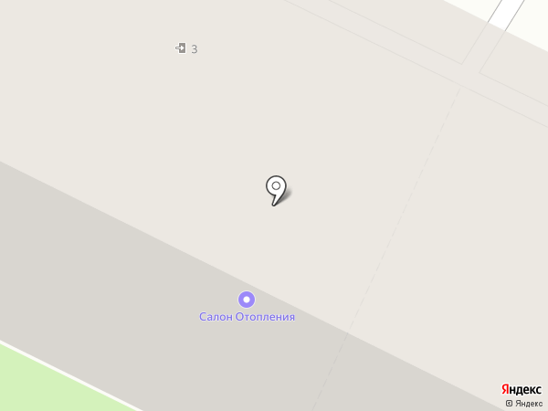 Салон Отопления на карте Вологды