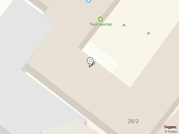 Магазин мужской одежды на карте Сочи