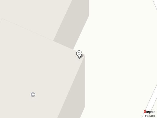 Чеваката на карте Вологды