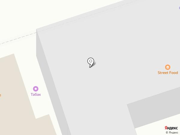 Пятерочка на карте Аксая