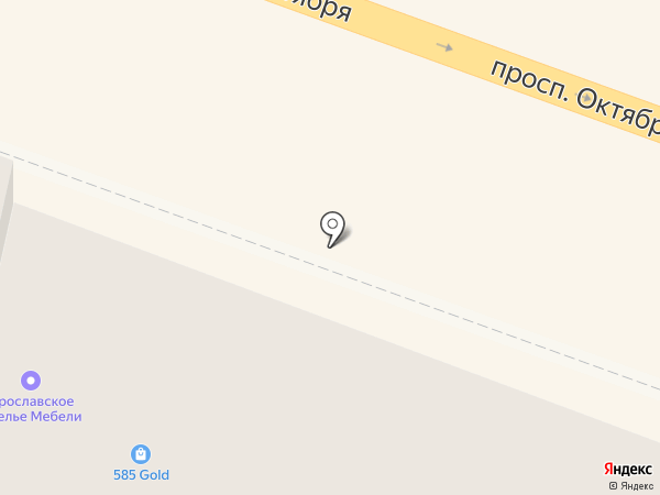 ФинЭкспертАудит на карте Ярославля