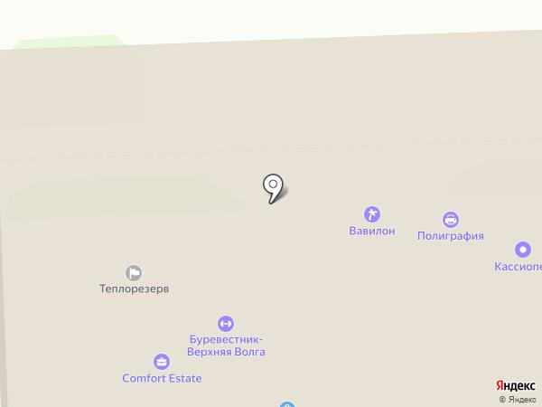 ИТ бизнес на карте Ярославля