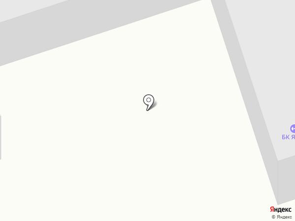 Ателье на карте Аксая