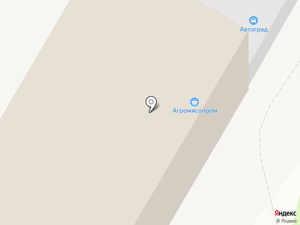 Мастерская на карте Вологды