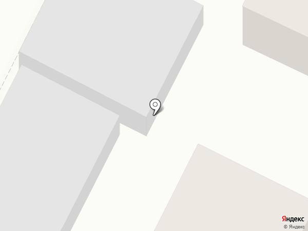 Шиномонтажная мастерская на Расковой на карте Ярославля