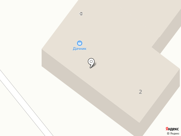 Продуктовый магазин на карте Варских