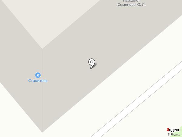АртСити на карте Вологды
