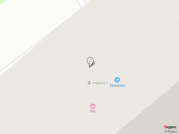 Бушман и Ко на карте Вологды