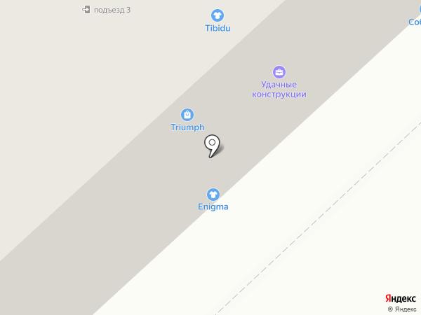 МамаБэль на карте Вологды