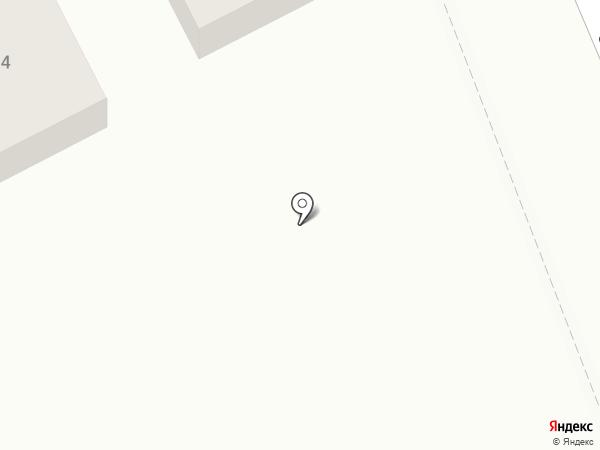 Марина на карте Аксая