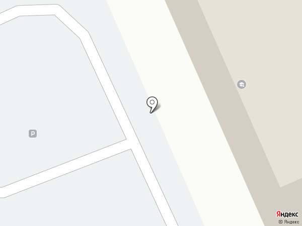 Терминал, КБ Центр-инвест на карте Аксая