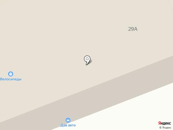 ДАВавто на карте Северодвинска