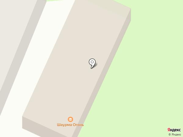 Продуты на карте Вологды