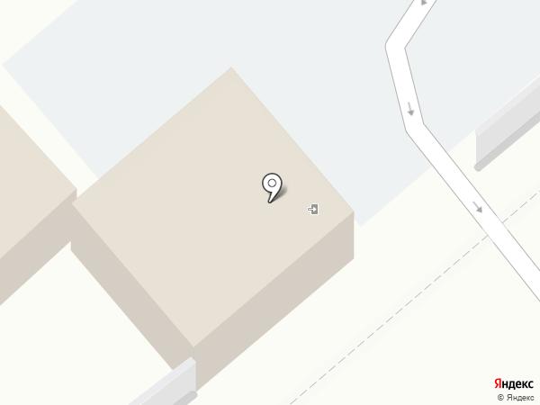 Феникс Авто на карте Вологды