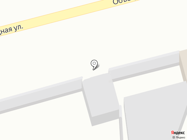 Веста 1 на карте Аксая