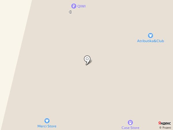 Accent на карте Ярославля