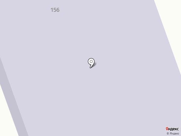 Профессиональное училище №57 на карте Аксая