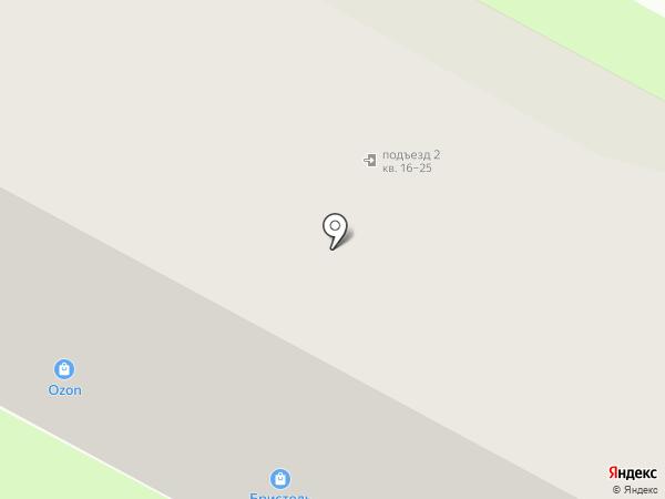 Смекалка-Люкс на карте Вологды