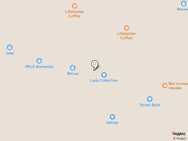 LuLu на карте Ярославля