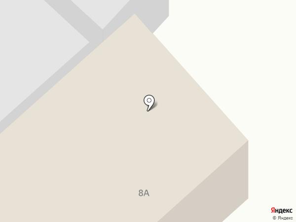 Штрафстоянка на карте Вологды