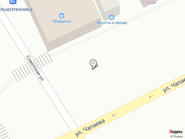Магазин №1 на карте Аксая