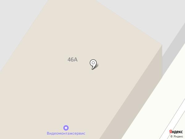 К- Технологии на карте Вологды
