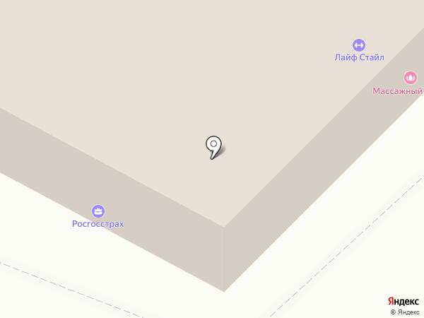 Натали на карте Вологды