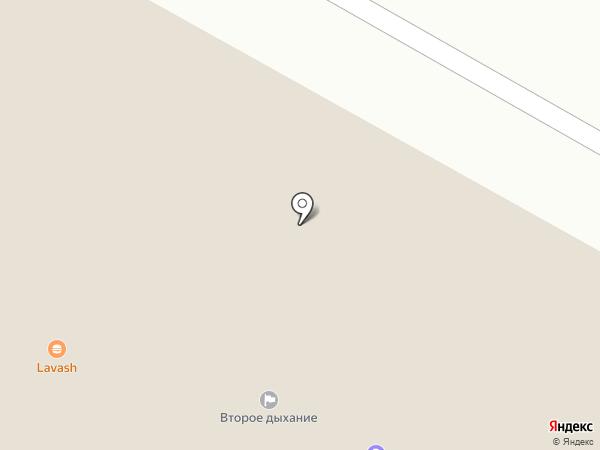 Макси на карте Вологды