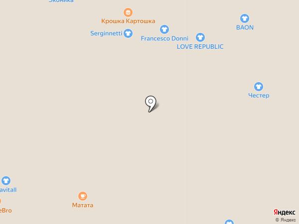 Bubble Waffle на карте Ярославля