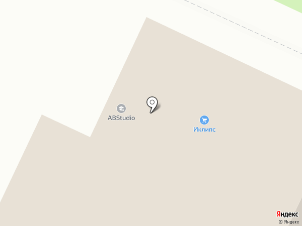 Практик на карте Вологды