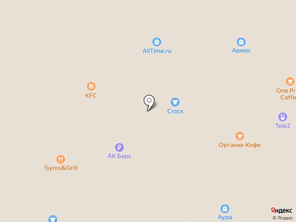 DNS на карте Ярославля