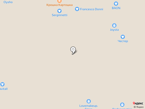Profcosmetics на карте Ярославля