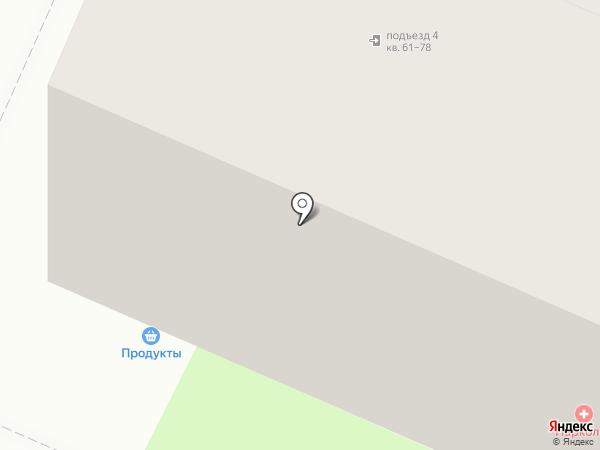 Вологодский центр правовой информатизации, ЗАО на карте Вологды