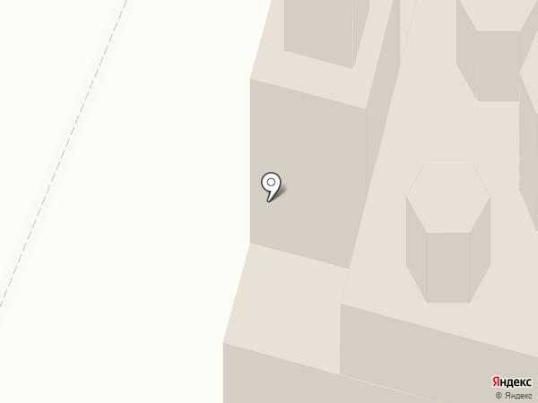 Храм Успения Божьей Матери на карте Вологды