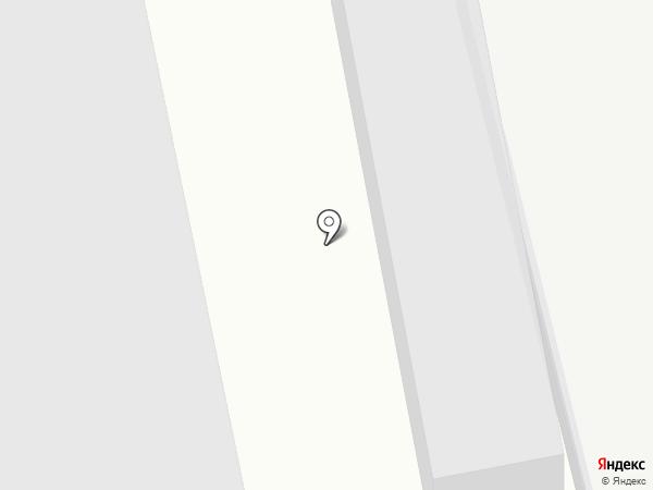 Производственная компания на карте Аксая
