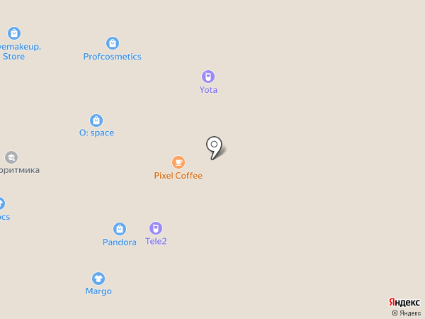 Elis на карте Ярославля