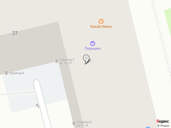 Кайрос на карте Сочи